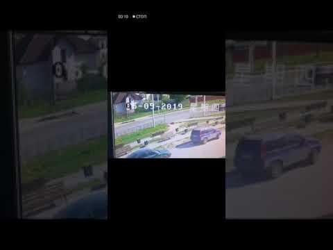 Авария на ул. Строителей в Коврове