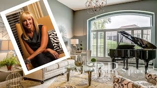 Becky Robbins Designs - St Charles County Interior Designer - Love Your Space - S01E01