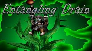 Warcraft 3: Entangling Drain
