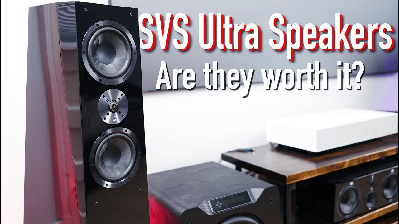 Download How good are the SVS Ultra Tower & Center channel speakers, really?