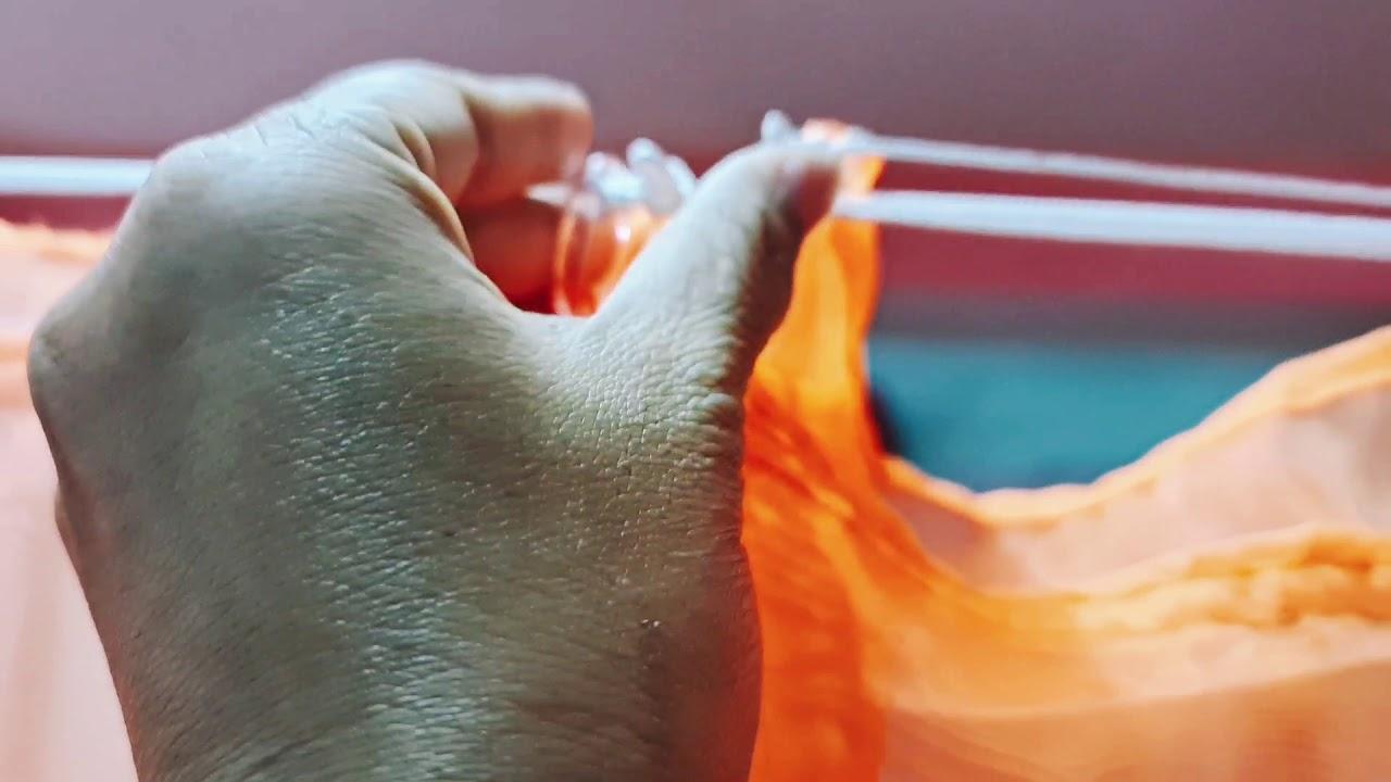 ผ้าแพรเปิดป้าย วิธีติดตั้งผ้าแพร Ep.12