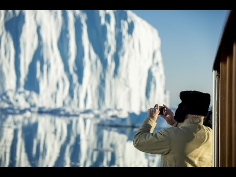 """A Look Back: Geoffrey Kent in Greenland on """"The Tropics to the Arctic"""""""