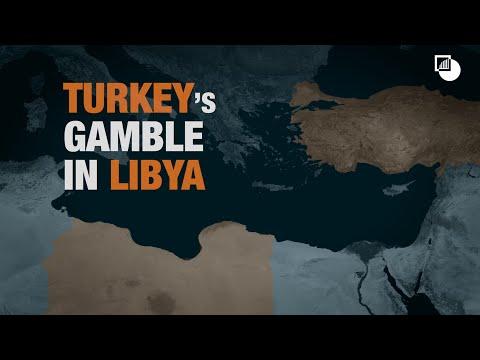 Turkey's Gamble in Libya