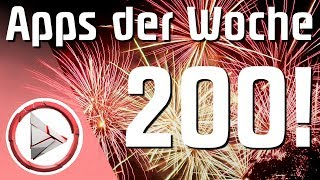 15 absolute MUST-HAVE-APPS! - Apps der Woche #200 | OwnGalaxy
