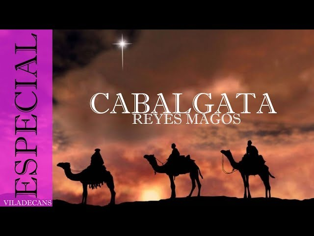 Cabalgata reyes Magos en Viladecans 2015