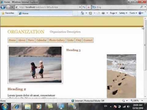 Cấu hình web server IIS trên Windows 7   07CT112 InFo