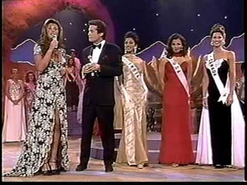 miss universe 1995 crowning youtube