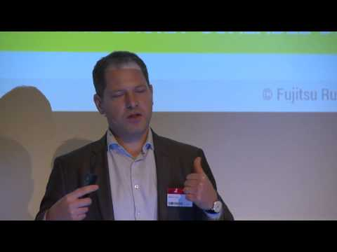 Fujitsu Forum 2014 Breakout Session - Transforming IT delivery models