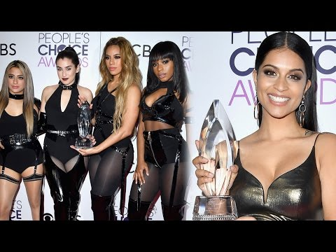2017 People's Choice Awards Winners Recap
