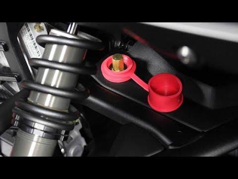 Can-Am Spyder Battery Jump Start Port (All 2013+ Models)
