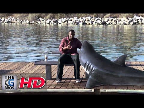 """CGI VFX Spot : """"Shark"""" - by Vernon Wilbert"""