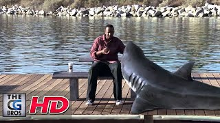 "CGI VFX Spot HD: ""Shark"" - by Vernon Wilbert"