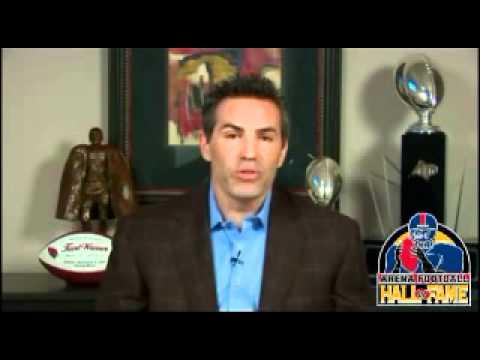 Kurt Warner AFL Hall of Fame Induction Speech - YouTube.mov
