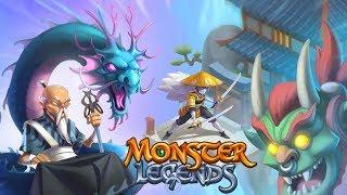 Monster Legends  Japanese Dojo Maze Island