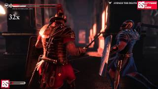 Ryse Son of Rome (40) Final mission Playthrough