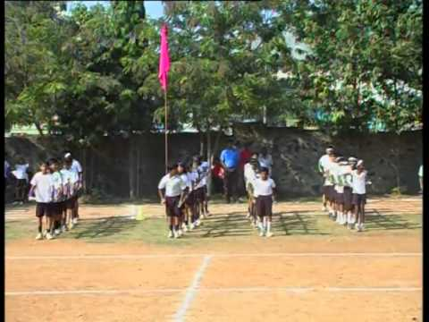 Annual sports day meet 2012 - 2013 part 1