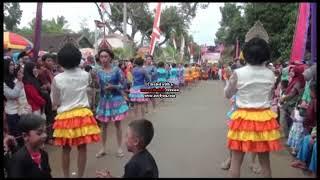 Karnaval lucu banget......Goyang Pokemon di desa Bodang LUMAJANG