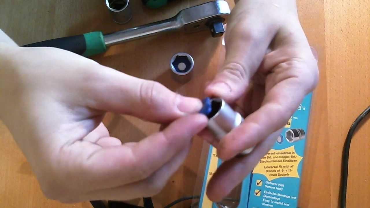 Hazet 960MGT Magneteins/ätze f/ür Steckschl/üssel