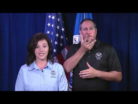 FEMA Accessible: Disaster Unemployment Assistance
