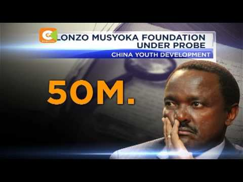 Kalonzo denies operating secret accounts