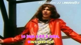 ANTOINE LES ELUCUBRATIONS I JJ Karaoké