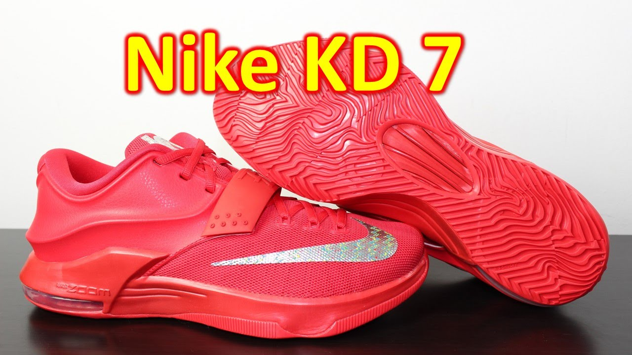 premium selection 98036 1c777 Nike KD 7 Global Game - Review + On Feet