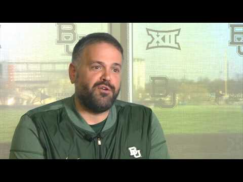 Baylor Head Football Coach Matt Rhule discusses new allegations