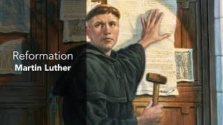 Реформация 500, Мартин Лютер