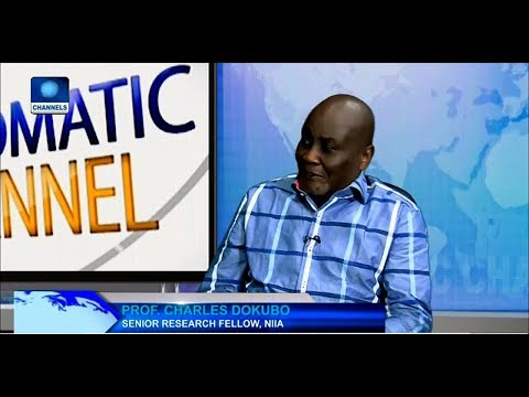 Analysing Economic Crisis In Tunisia With Prof Charles Dokubo |Diplomatic Channel|