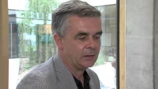 GMDS-Tagung 2015 Krefeld – Interview Prof. Dr. Ulrich Mansmann - GMDS Präsident 2016