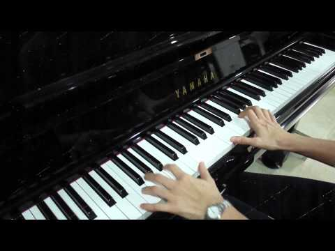 【Lost Without You By Darren Hayes / Delta Goodrem】piano Cover