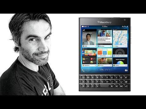 BlackBerry Passport, EL MEJOR CON BB10 | Retro review en español