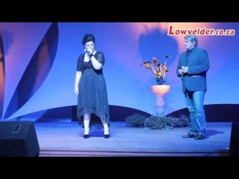 Jannie Moolman and Corlea Botha's CD launch