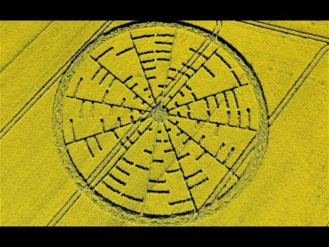 Unexplained Crop Circles : Documentary on the Crop Circle Phenomenon (Full Documentary)
