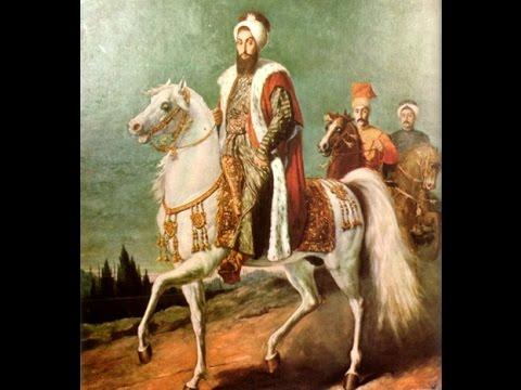 Ottoman march Ceddin Deden (english subtitles) HD