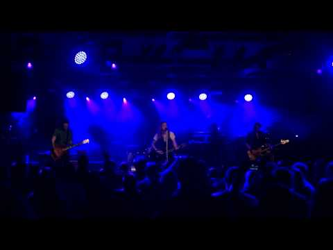 Little Angels - Womankind - Live in Belfast - 09/12/12