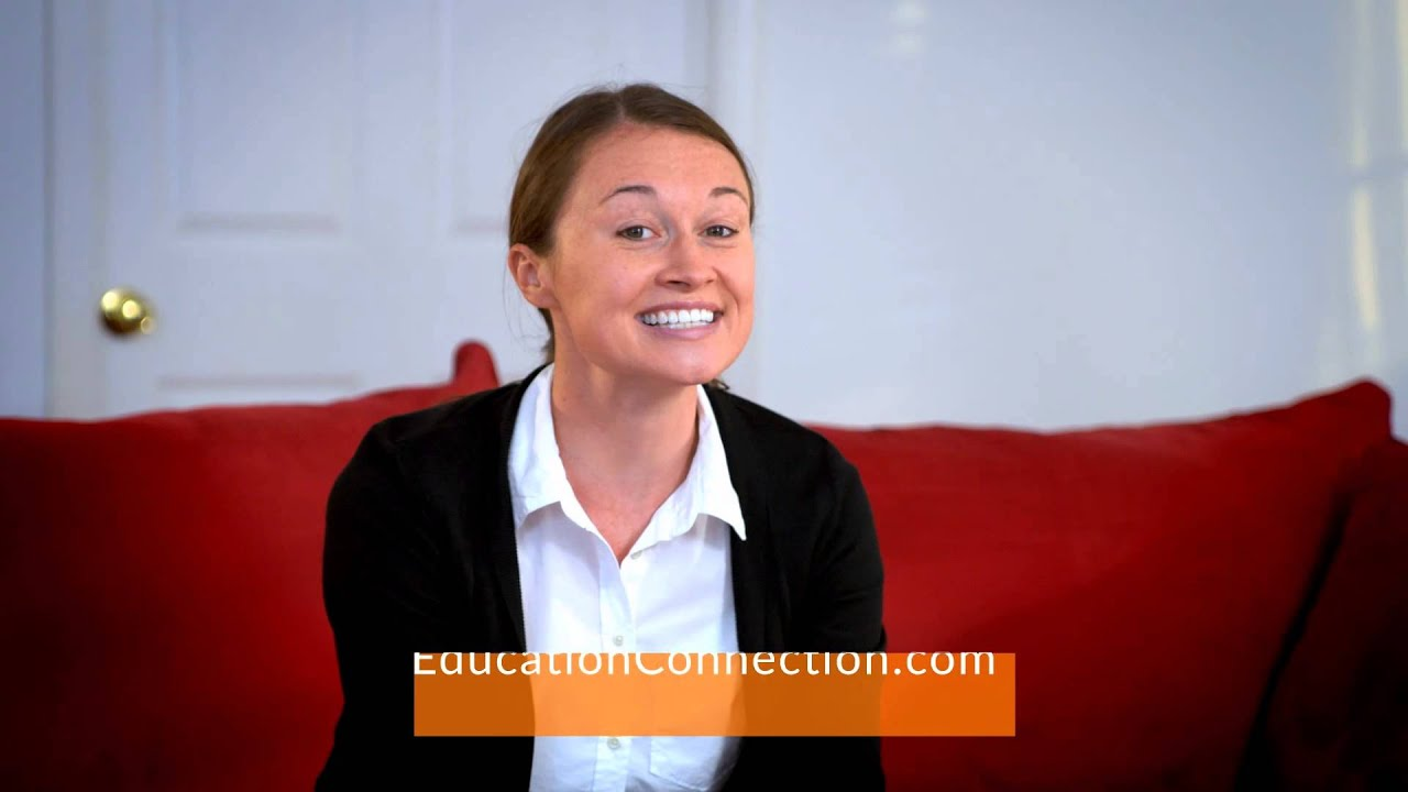 education connection commercial fall full