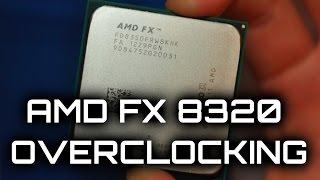 AMD FX 8320 Overclocking (Cool'n'Quiet)