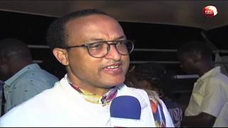 Mombasa residents join Ethiopian community living in Kenya to mark their new year