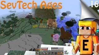 SevTech Ages EP16 - Going Tech