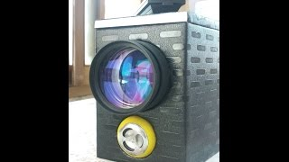 Home Made HD Multimedia Projector(HOME MADE MUTIMEDIA HD LED 100