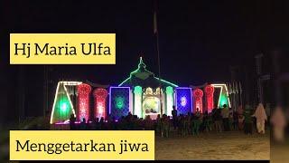 MENGGETARKAN JIWA | Hj. MARIA ULFA MTQ KAB. PELALAWAN 2019