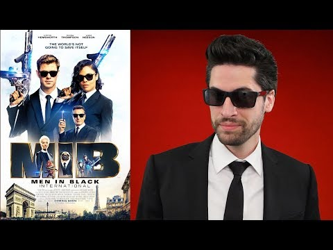 Men In Black: International - Movie Review