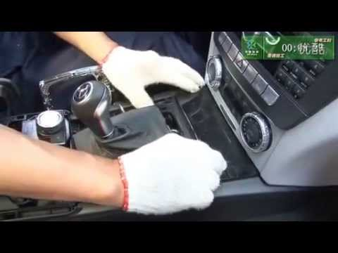 For Mercedes R350 Fuse Box Mercedes C200 Replacement Lighter Assembly Youtube