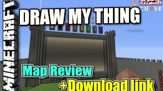 Minecraft PS3 - DRAW MY THING - Review + Download link ( PS4 )