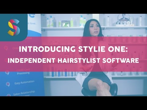 Introducing Stylie, Easy to use App for Independent Beauty Pros