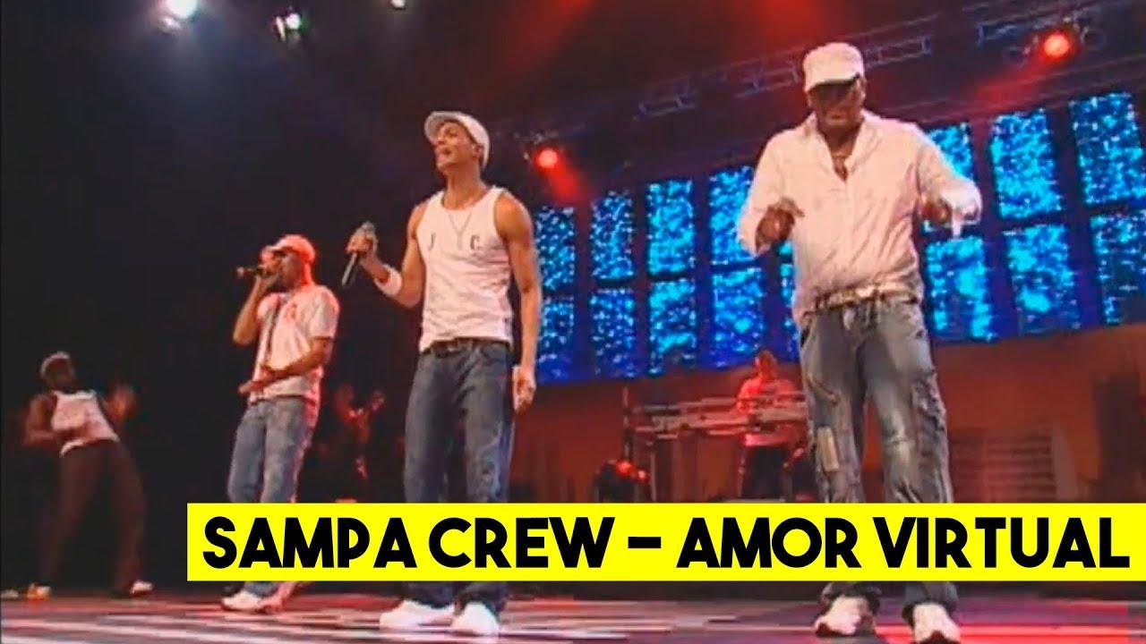 CREW BAIXAR CD SAMPA