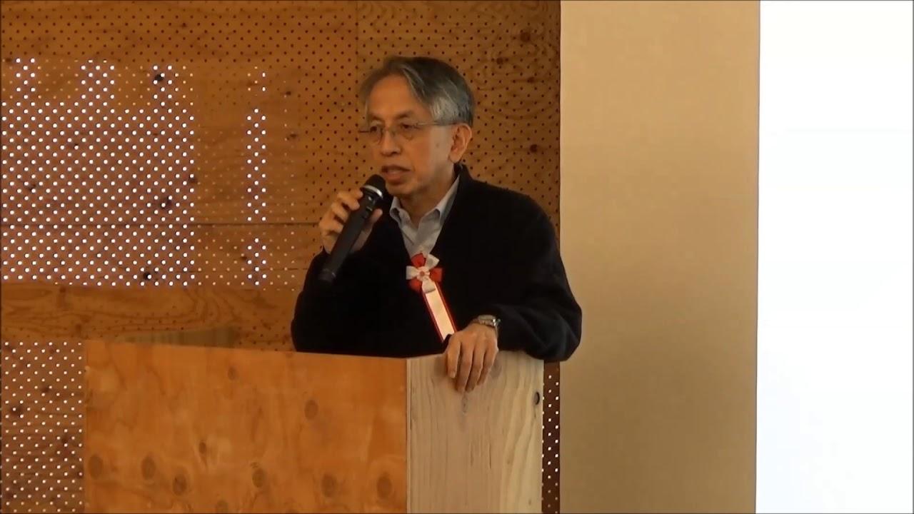 JAMSNET WORLD 来賓のご挨拶 相星孝一・外務省領事局長 - YouTube