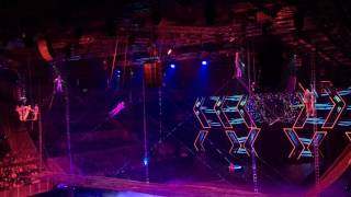Цирк Братьев Запашных - Flying Trapeze Heroes - Moscow 4.01.2017 Show-''Systema 2''.