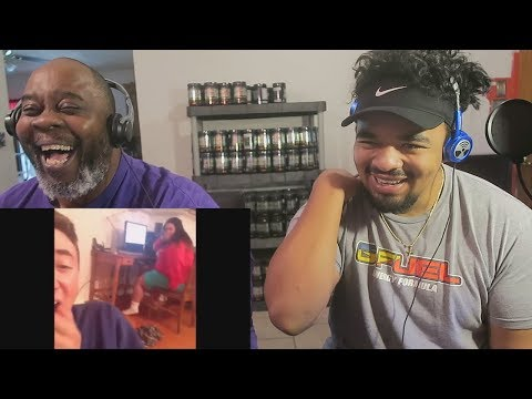 Dad Reacts to Vines That Will Keep You Alive! (Try Not To Laugh Challenge)
